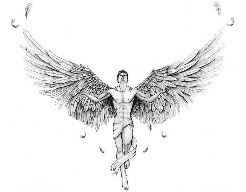 Fallen Angel Tattoos 50 Excellent Design History And Meaning Explore the top 73 angel tattoo designs. fallen angel tattoos 50 excellent