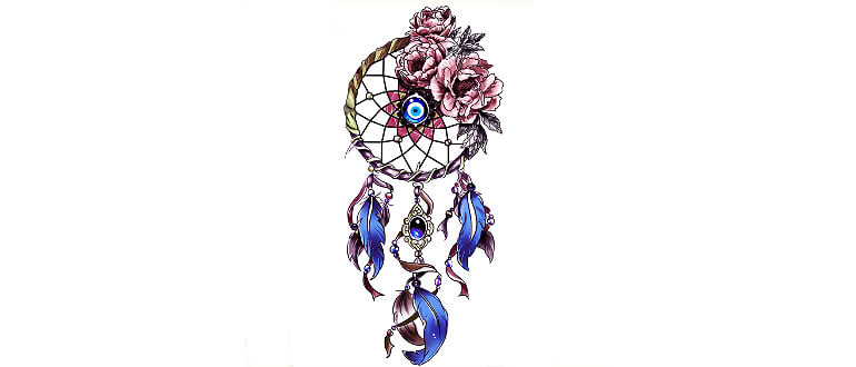 Top 200 Dreamcatcher Tattoos Ideas And Designs A Good Sleep Is