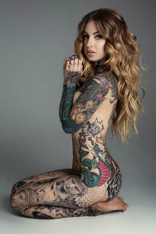 111 Excellent Full Body Tattoo design and ideas for Men and Women ...