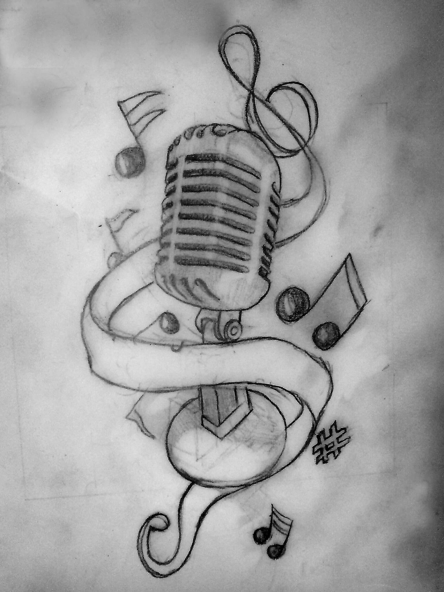 Other pictures of music tattoos