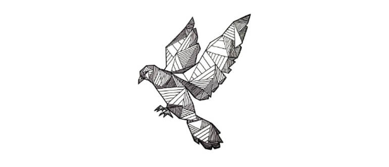 Tattoo dove