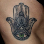 150 Evil Eye Tattoos: What does a Symbolize? Photo for Men